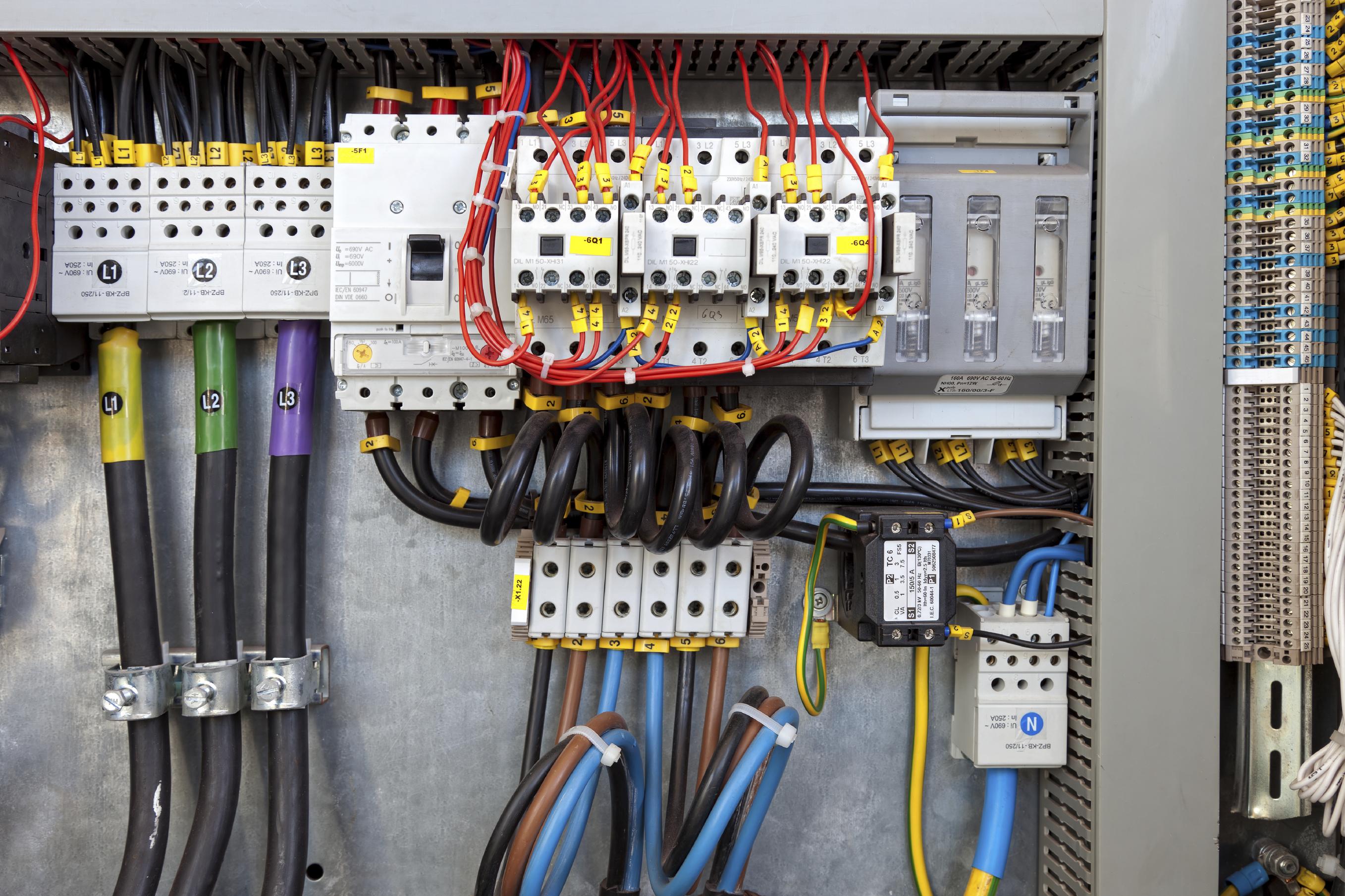 Teknik Bakım Ve Enerji